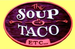 Soup and Taco logo